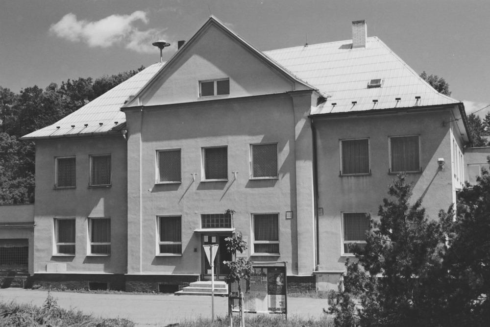 katolický dům 60-70 léta