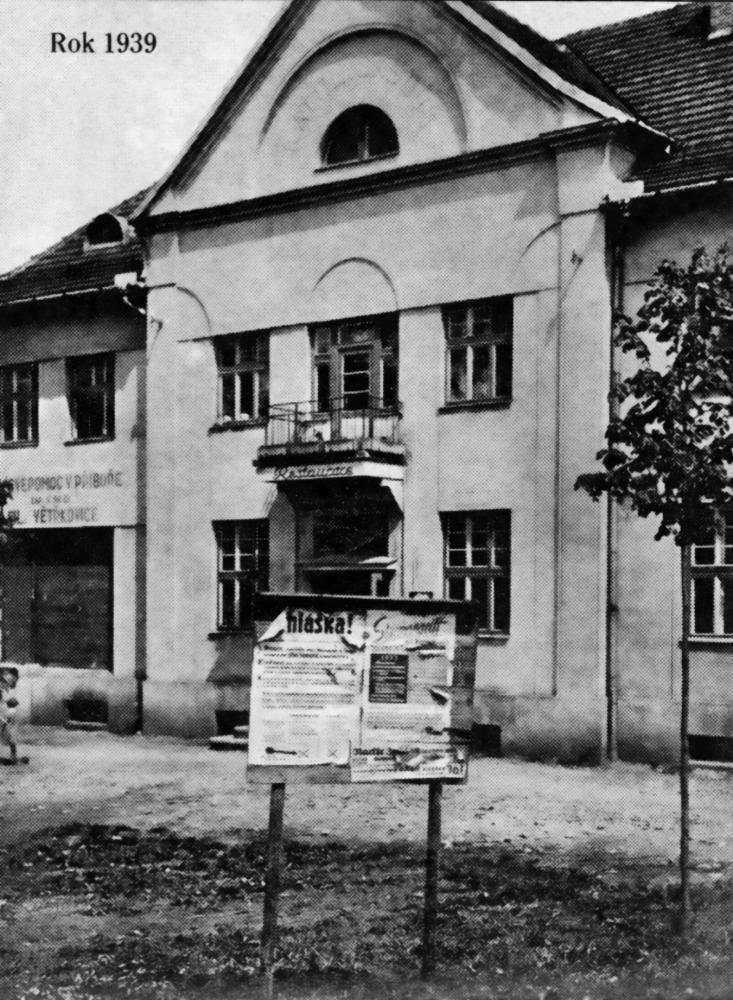 katolický dům 1939